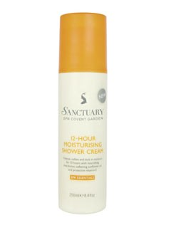 The Sanctuary 12-Hour Moisturising Shower Cream