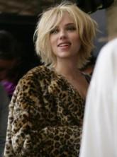 Scarlett Johansson - Marie Claire