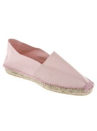 Office pink canvas espadrilles