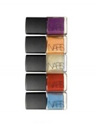 NARS Vintage 2009 nail polish collection