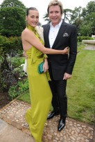 Simon and Yasmin Le Bon - Celebrity photos - 8 June 2009