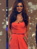 Cheryl Cole in Matthew Williamson on The X Factor
