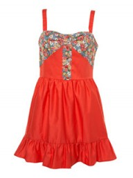 Annie Greenabelle organic cotton sun dress 