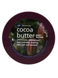 Boots Extracts Mini Cocoa Body Butter