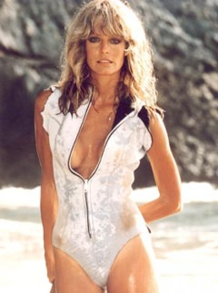 farrah fawcett husband