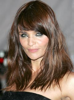 Helena Christensen - Supermodel Beauty Secrets - Beauty - Marie Claire