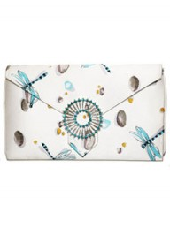 Wilbur &amp; Gussie dragonfly clutch 