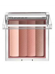 Clinique Shimmering Stripes Powder Blusher - Beauty - Marie Claire