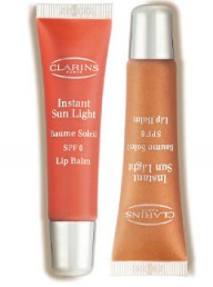 Clarins Instant Sun Light Lip Balm SPF 6
