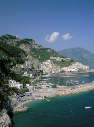 Amalfi Coast, Italy - Exotic Weeken Breaks - Travel - Marie Claire