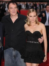 Diane Kruger and Quentin Tarantino - Celebrity News - Marie Claire