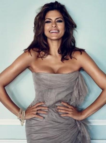 Eva Mendes - Celebrity News - Marie Claire