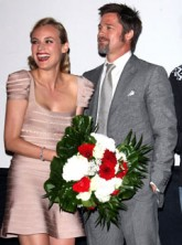 Diane Kruger & Brad Pitt - Celebrity News - Marie Claire