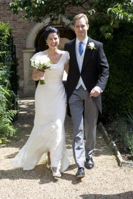 Sarah Kuppen - Marie Claire Stylish Real Life Bride