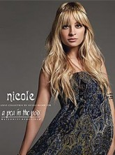 Nicole Richie's materntiy collection for Pea in the Pod