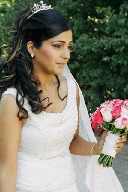 Harpreet Panesar, Stylish Real Life Brides, Marie Claire Wedding