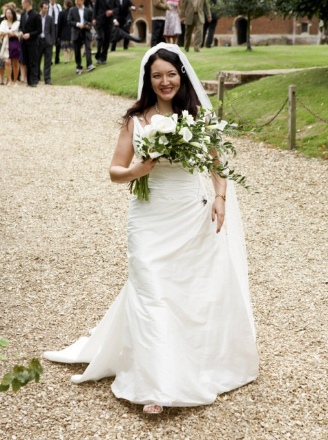 Marie Claire Stylish Real Life Brides Gallery: Karen Morash