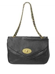 New Look Chain Flap Bag
