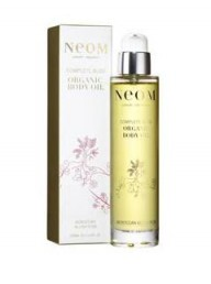 Neom Organic Body Oil: Complete Bliss Moroccan Blush Rose