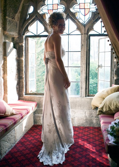 Stylish Real Life Brides - Marie Claire