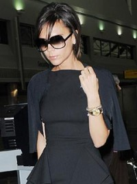 Victoria Beckham, New York Fashion Week, Celebrity Photos