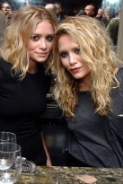 Mary-Kate Olsen and Ashley-Celebrity Photos-New York Fashion Week-11 September 2009