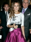 Sarah Jessica Parker, New York Fashion Week S/S 2010