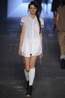 Alexander Wang Spring/Summer 2010 - New York Fashion Week - Marie Claire