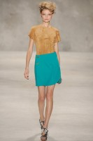 Derek Lam Spring/Summer 2009 - New York Fashion Week - Marie Claire