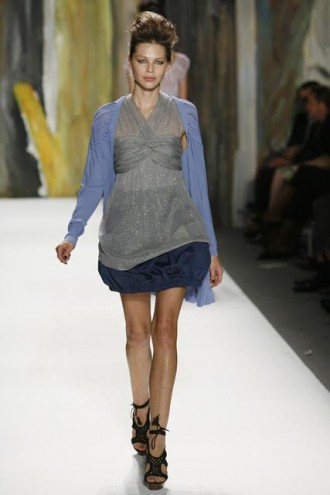 Tracy Reese Spring/Summer 2010 - New York Fashion Week - Marie Claire