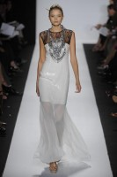 Badgley Mischka Spring/Summer 2010 - New York Fashion Week - Marie Claire