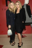 Ashley and Mary Kate Olsen-New York Fashion Week Spring/Summer 2010-18 September 2009
