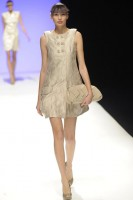Paul Costelloe S/S 2010 - London Fashion Week - Marie Claire