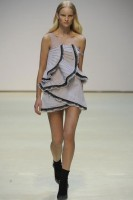 Louise Goldin S/S 2010 - London Fashion Week - Marie Claire