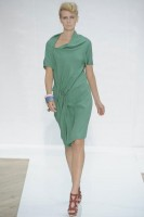 Nicole Farhi S/S 2010 - London Fashion Week - Marie Claire