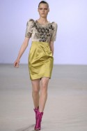 Matthew Williamson S/S 2010 - London Fashion Week - Marie Claire