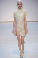 Christopher Kane Spring/Summer 2010 - London Fashion Week - Marie Claire