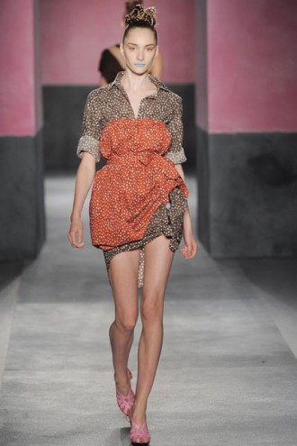 Paul Smith Spring/Summer 2010 - London Fashion Week - Marie Claire
