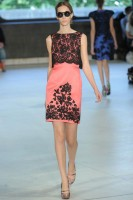 Erdem S/S 2010 - London fashion week - Marie Claire