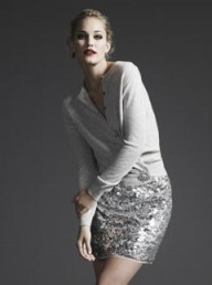 Marks & Spencer Limited Collection Teardrop Sequin Skirt