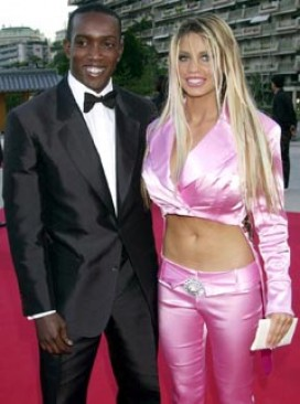 Katie Price and Dwight Yorke, Celebrity News, Celebrity Photos