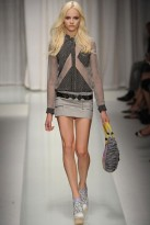 Versace Spring/Summer 2010 - Milan Fashion Week - Marie Claire