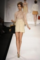 Fendi Spring/Summer 2010 - Milan Fashion Week - Marie Claire