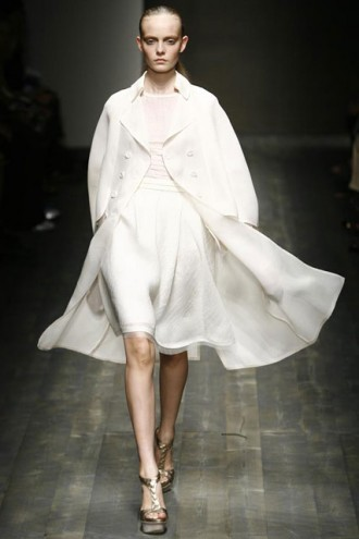 Ferragamo Spring/Summer 2010 - Milan Fashion Week - Marie Claire