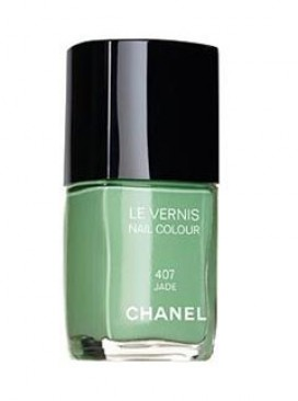 Chanel Jade nail polish - Beauty - Marie Claire