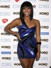 Alexandra Burke at the Mobo Awards 2009, Celebrity News, Celebrity Photos