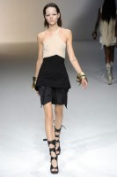 Rick Owens Spring/Summer 2010 - Paris Fashion Week - Marie Claire