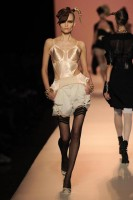Jean Paul Gaultier Spring/Summer 2010 - Paris Fashion Week - Marie Claire