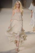 Chloe Spring/Summer0 2010 - Paris Fashion Week - Marie Claire