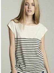 Urban Outfitters Boatneck Sailor top